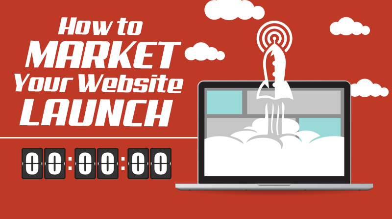 Market Your Website Launch