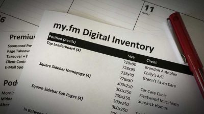Digital Inventory List
