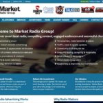 Market Radio Group Website